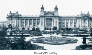MTV building