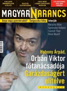 Árpád Habony, chief adviser to Viktor Orbán, sentenced for disorderly conduct /Photo Magyar Narancs