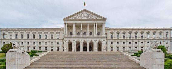 São Bento Palace, Lisbon