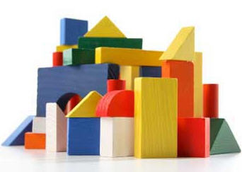 Building blocks - flickr