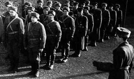 The Hungarian militia / mult-kor.hu