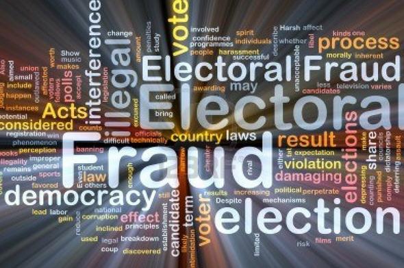 electoral fraud