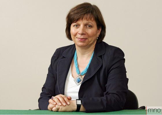Mónika Karas / Magyar Nemzet