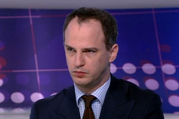 Viktor Szigetvári at one of his many appearances on ATV