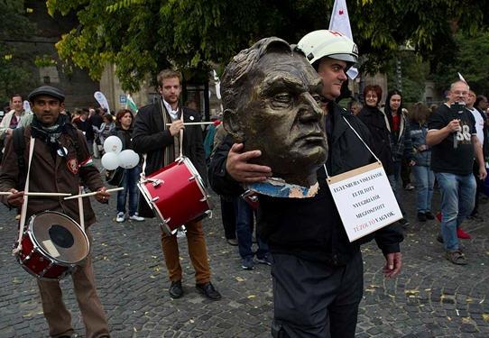 Orban feje