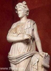 Clio, Goddess Muse of History