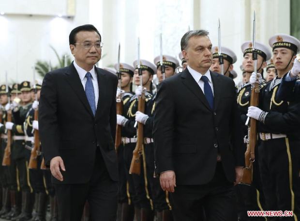 China-Orban