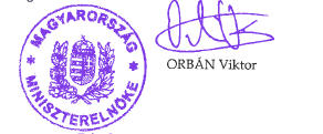 Orban signature