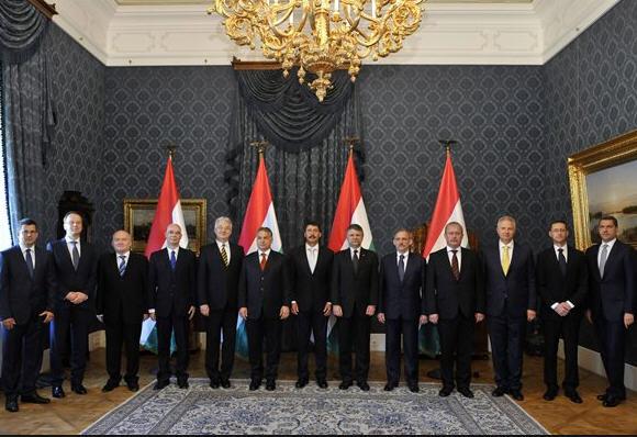 The third Orbán government / MTI Photo Attila Kovács