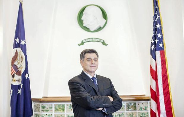 Andre M. Goodfriend / Magyar Nemzet