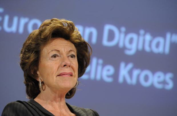 Commissioner Neelie Kroes