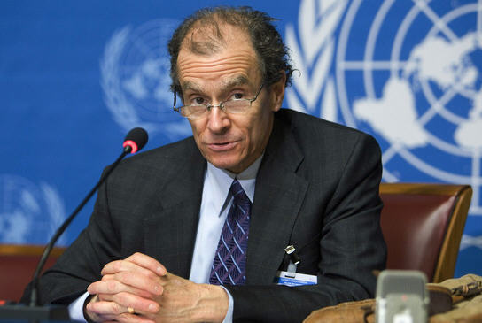 Ambassador Daniel Fried