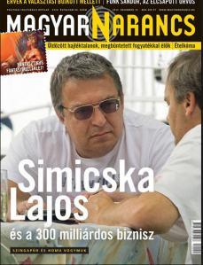 Lajos Simicska today