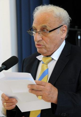Gusztáv Zoltai, the boss of Mazsihisz