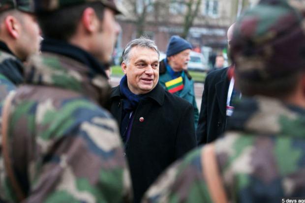 Source Magyar Nemzet / Photo Andrinus Ufartas/ MTI-EPA