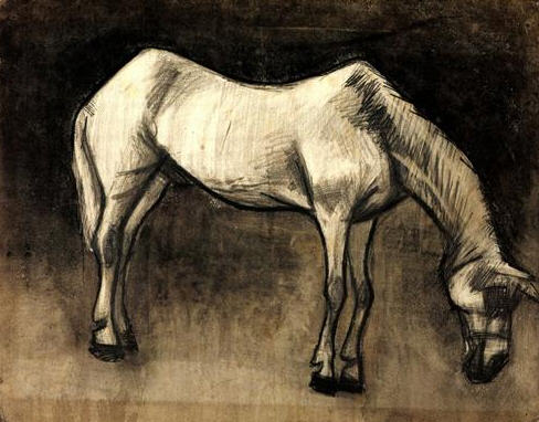 Vincent van Gogh, Old Nag (1883)