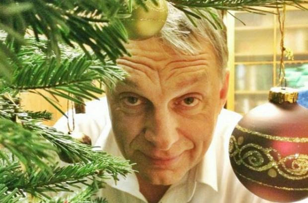 Orban 2014 karacsony